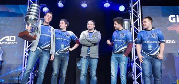 Vega Squadron – победители ESL New-York 2015