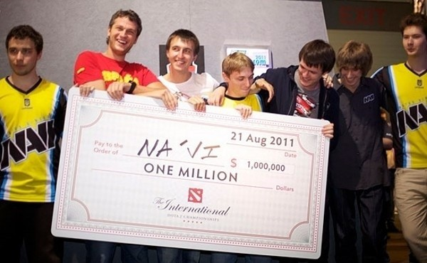 End of an era: Na'Vi parts ways with entire Dota 2 roster