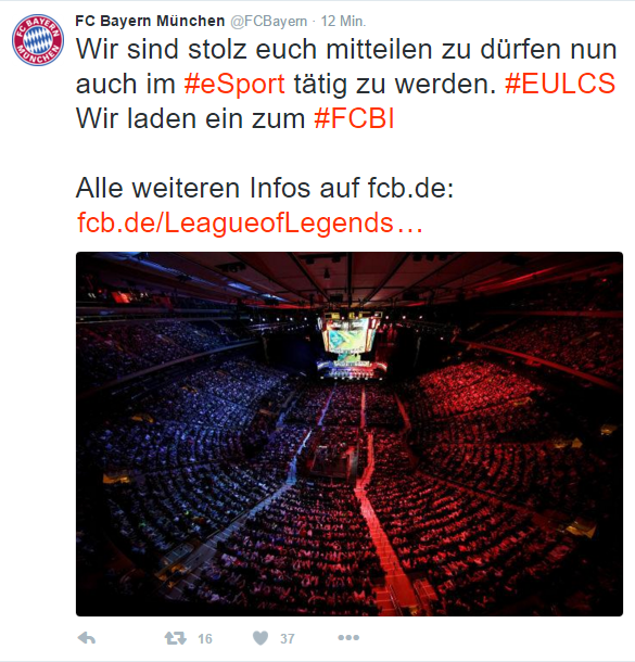 Bayern Fnatic