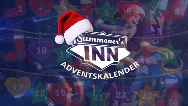 Der Summoner's Inn Adventskalender - Gewinnspiele und mehr zur Weihnachtszeit