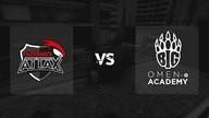 Overpass / Map 2 | ALTERNATE aTTaX vs. BIG.OMEN Academy - 99Damage Liga Saison 12 - Spieltag 2