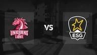 Vertigo / Map 2 | Unicorns of Love vs. EURONICS Gaming - 99Damage Liga Saison 12 Div. 1 - Spieltag 6