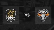 Map 2 / Overpass / Epikk Esports vs. Euronics Gaming | 99Damage Liga Season 13 - Division 1