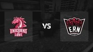 Map 2 / Unicorns of Love vs. eSport Rhein-Neckar // 99Damage Liga Saison 14 Div. 1