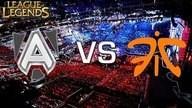 Alliance vs Fnatic - 2014 EU LCS Summer W7D3 [GER]