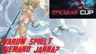 LoL: Warum spielt niemand Janna? [EpicGear Analyse #9]
