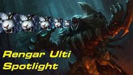 LoL: Rengar - Ulti - Spotlight [Guide/Tutorial]