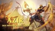 Azir Champion Spotlight von HandOfBlood