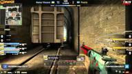 SLTV StarSeries X -  Finale Natus Vincere vs.  fnatic (de_train) Map 3