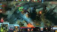 [Invisible Wisp] Cloud 9 vs Team Tinker Game 2   Dota 2 Champions League @TobiWanDOTA