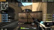 Hitbox CS:GO Arena Championship #3 - UB Finale Epsilon vs. fnatic (de_dust2) Map 2