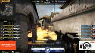 ESWC Final 2014 - Halbfinale fnatic vs. Virtus.Pro (de_inferno)  Map 2 Part 2