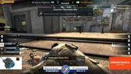 ESWC Final 2014 - Gruppenphase Gruppe C - Ninjas in Pyjamas vs. HellRaisers (de_overpass)