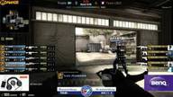 ESWC Final 2014 - Finale LDLC.com vs. fnatic (de_cache) Map 2