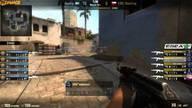 ESEA Season 18 Invite EU - ESC Gaming vs. fnatic (de_mirage)