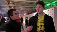 DreamHack Winter 2012 - Day 1: Interview with Puppey