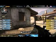 NorthCon 2012 Halbfinale - ESC Gaming vs. fm-eSports TOXiC (de_inferno) Map 1
