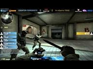 NorthCon 2012 Halbfinale - ESC Gaming vs. fm-eSports TOXiC (de_inferno) Map 2