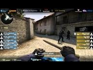 NorthCon 2012 Finale - ESC Gaming vs. Ninjas in Pyjamas (de_mirage) Map 2