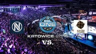 EnVyUs vs. NiP | Halbfinale, ESL One Katowice 2015 | de_dust2 Map 2