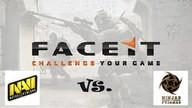 Natus Vincere vs. NiP | FACEIT 2015 League | de_mirage