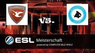 mousesports vs. KILLERFISH | Finale, ESL Frühlingsmeisterschaft 2015 | de_dust2 Map 1