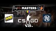 Natus Vincere vs. EnVyUs | Playoffs, Fragbite Masters Season #4 | de_dust2 Map 2