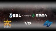 fnatic vs. CLG | Gruppe B, ESL ESEA Pro League Season Finals #1 | de_mirage