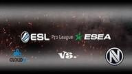 Cloud9 vs. EnVyUs | Gruppe A, ESL ESEA Pro League Season Finals #1 | de_cache