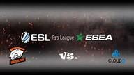 Virtus.pro vs. Cloud9 | Gruppe A, ESL ESEA Pro League Season Finals #1 | de_overpass