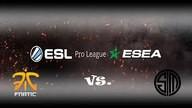 fnatic vs. SoloMid | Gruppe B, ESL ESEA Pro League Season Finals #1 | de_overpass