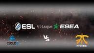 Cloud9 vs. fnatic   Finale, ESL ESEA Pro League Season Finals #1   de_dust2 Map 4