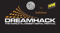 SoloMid vs. Natus Vincere | Halbfinale, DreamHack Valencia 2015 | de_train Map 2