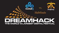 Cloud9 vs. fnatic | Halbfinale, DreamHack Valencia 2015 | de_train Map 2