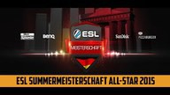 All-Star Maxim vs. All-Star Community | ESL Sommermeisterschaft All-Star-Team | Game 3