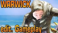 WARWICK TOPLANE - Edit. Gameplay feat. LessQQ