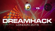 Dignitas vs. SoloMid | Halbfinale, DreamHack London 2015 | de_mirage Map 1