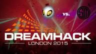Dignitas vs. SoloMid | Halbfinale, DreamHack London 2015 | de_mirage Map 1