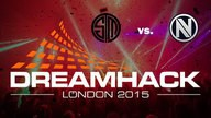 SoloMid vs. EnVyUs | Finale, DreamHack London 2015 | de_dust2 Map 1