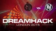 SoloMid vs. EnVyUs | Finale, DreamHack London 2015 | de_dust2 Map 1