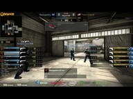 Liquid vs. Renegades | Gruppe C, DreamHack Stockholm 2015 | de_cache Map 1