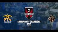 fnatic vs. NiP | Halbfinale, Gfinity Champion of Champions | de_mirage Map 3