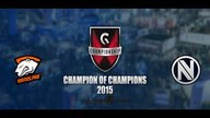 Virtus.pro vs. EnVyUs | Halbfinale, Gfinity Champion of Champions | de_mirage Map 3