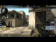 fnatic FragOut CS:GO-League Halbfinale- Virtus.pro vs. VeryGames (de_dust2) Map 2