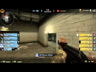 fnatic FragOut CS:GO-League Halbfinale- Anexis vs. Ninjas in Pyjamas (de_nuke) Map 2