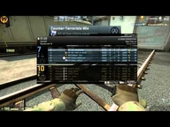 fnatic FragOut CS:GO-League Finale- Virtus.pro vs. Ninjas in Pyjamas (de_train) Map 1