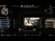Luminosity vs. Natus Vincere | Viertelfinale, DreamHack Cluj-Napoca 2015 | de_overpass Map 2