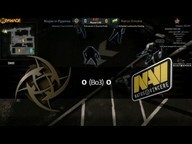 NiP vs. Natus Vincere | Halbfinale, DreamHack Cluj-Napoca 2015 | de_train Map 1