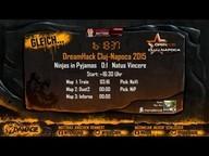 NiP vs. Natus Vincere | Halbfinale, DreamHack Cluj-Napoca 2015 | de_dust2 Map 2