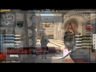 BLUEJAYS vs. PKD | Gruppe B, ESL WM 2015 Gruppenphase | de_mirage